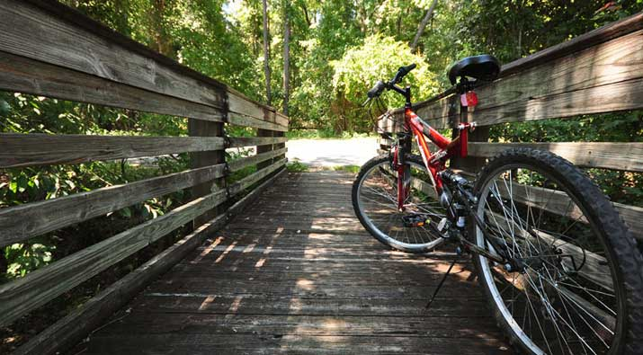 Bike & Nature Trails