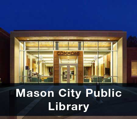 Things to do in mason city iowa today